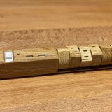 【Fargo TAPKING USB PT601BEWD レビュー】コンセントが動く!?USBポートが2つ付いた木目調の多機能電源タップ