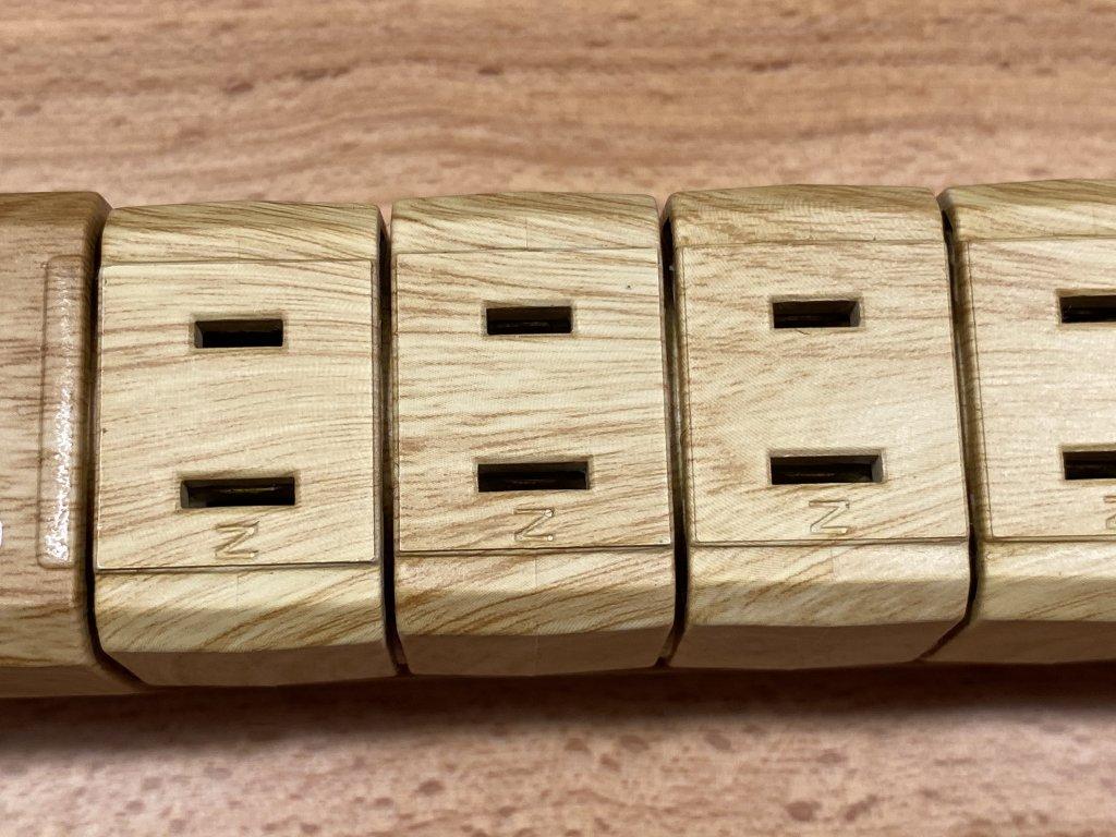 Fargo TAPKING USB PT601BEWD コンセント口