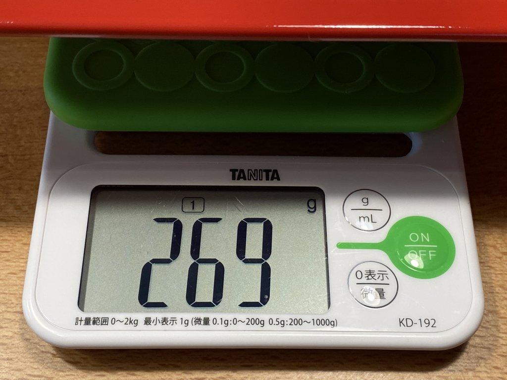 BRUNO ブルーノ コンパクトホットプレート フタの重さ
