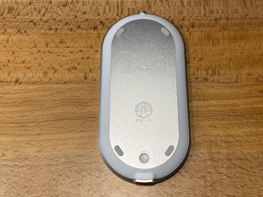 ENETREE 高速ワイヤレス充電器 EWCP01 底面