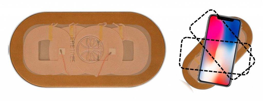 ENETREE 高速ワイヤレス充電器 EWCP01 コイル