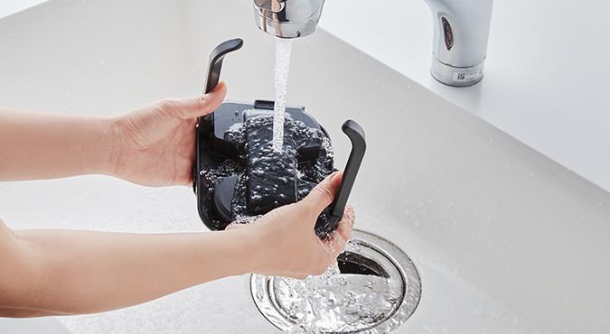 ヘルシオ ホットクック KN-HW16E 水洗い