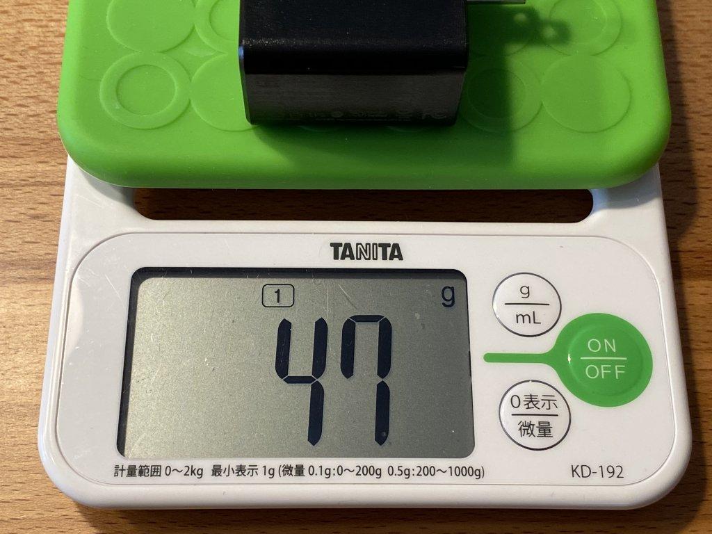 GeChic モバイルモニター On-Lap 1306H ACアダプター重さ