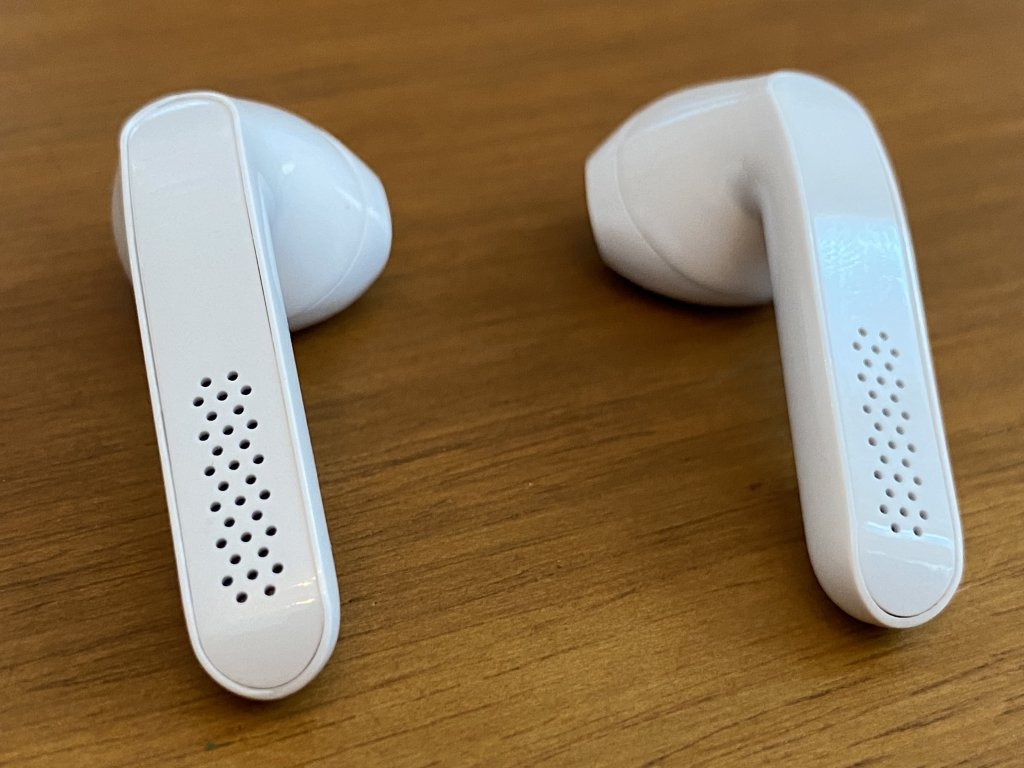 cheero Wireless Earphones Light Style イヤホン外観