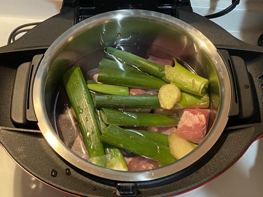 ヘルシオ ホットクック KN-HW16E 豚の角煮 セット