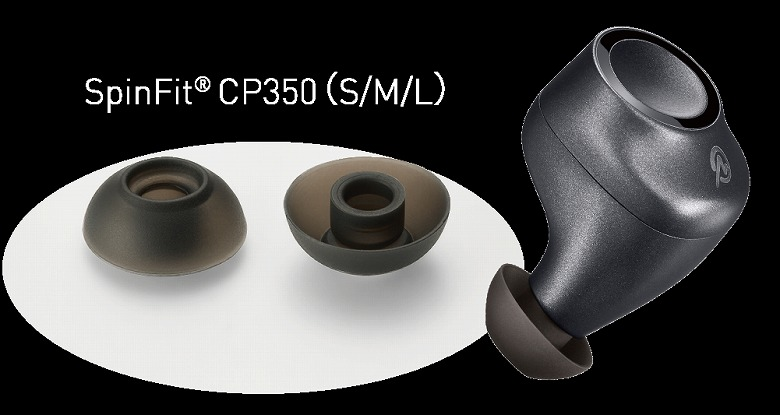 M-SOUNDS MS-TW3 SpinFit CP350