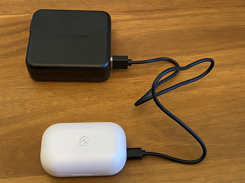 M-SOUNDS MS-TW3 低電力充電