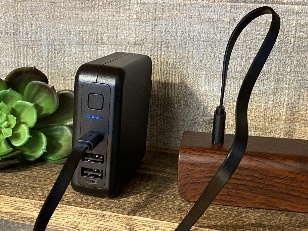 RAVPower RP-PB125 USB充電