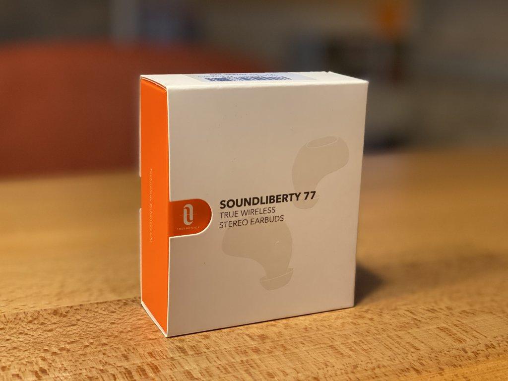 TaoTronics SoundLiberty 77 外箱