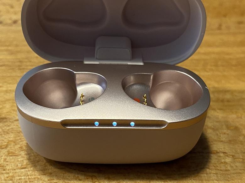 GLIDiC Sound Air TW-6000 インジケーター