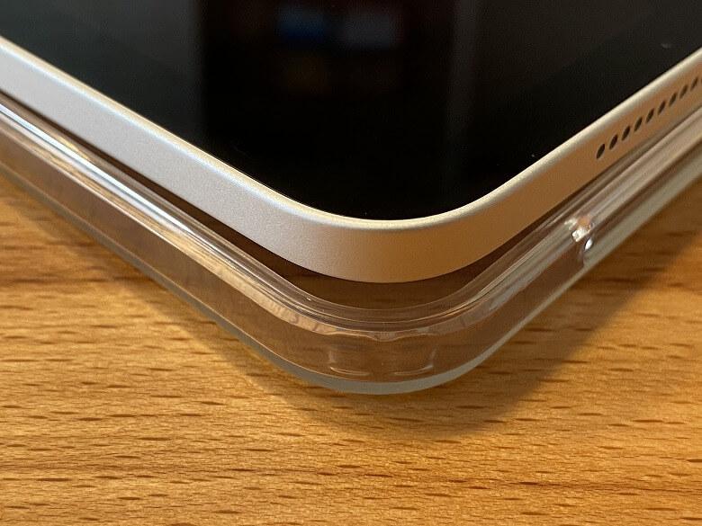 ESR iPad Pro 12.9 ケース 2020 クリア 装着