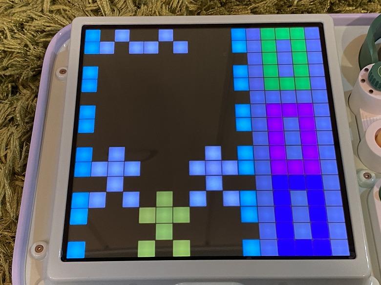Divoom PIXEL FACTORY レースゲーム