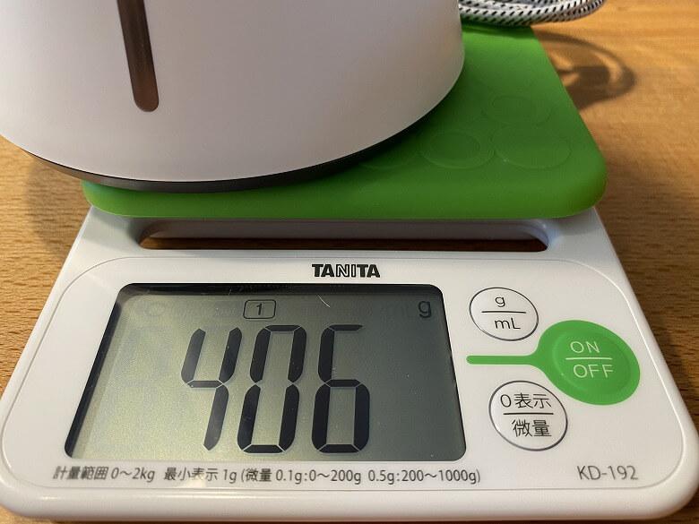 Botanium 重さ