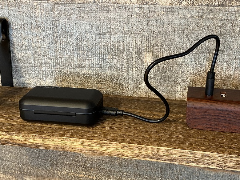 cheero Wireless Earphones Bluetooth 5.1 充電