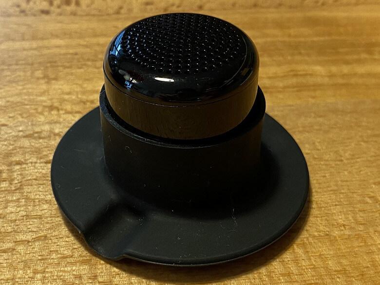 Bluetoothスピーカー付き山小屋風LEDランタン スピーカー