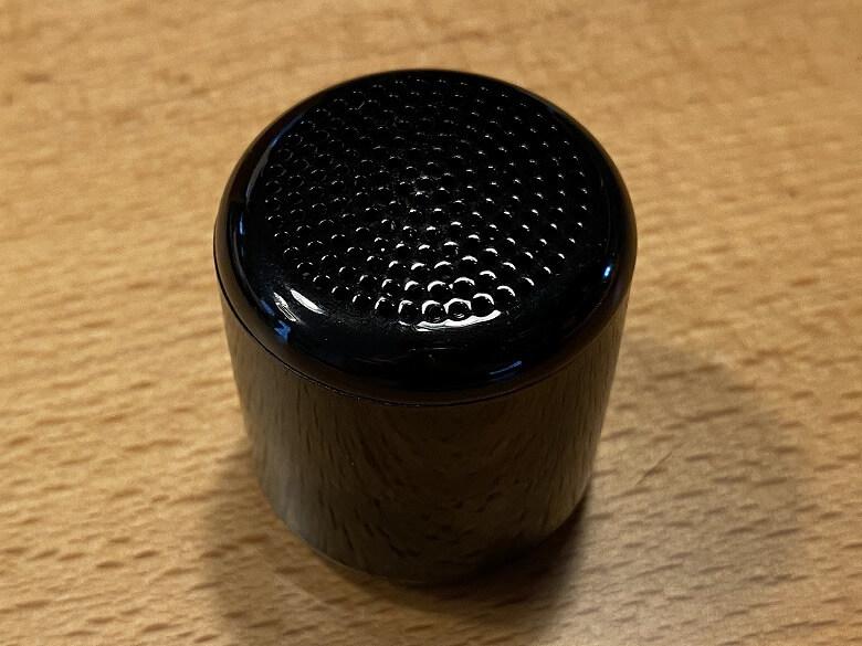 Bluetoothスピーカー付き山小屋風LEDランタン スピーカー部分