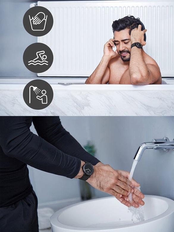 Mate2+ 防水性能