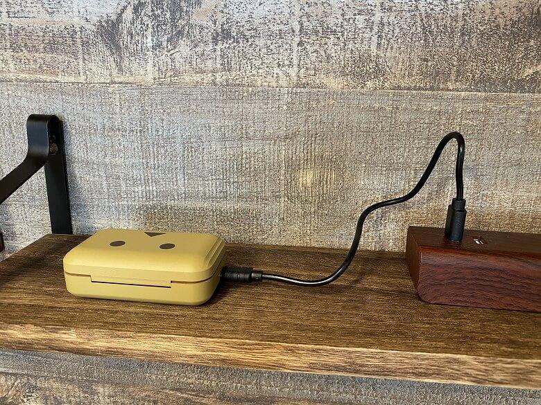 cheero DANBOARD Wireless Earphones Bluetooth 5.1 充電