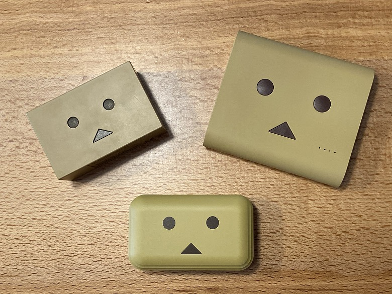 cheero DANBOARD Wireless Earphones Bluetooth 5.1 ダンボーモバイルバッテリー