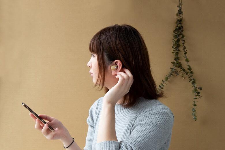cheero DANBOARD Wireless Earphones Bluetooth 5.1 タッチ操作