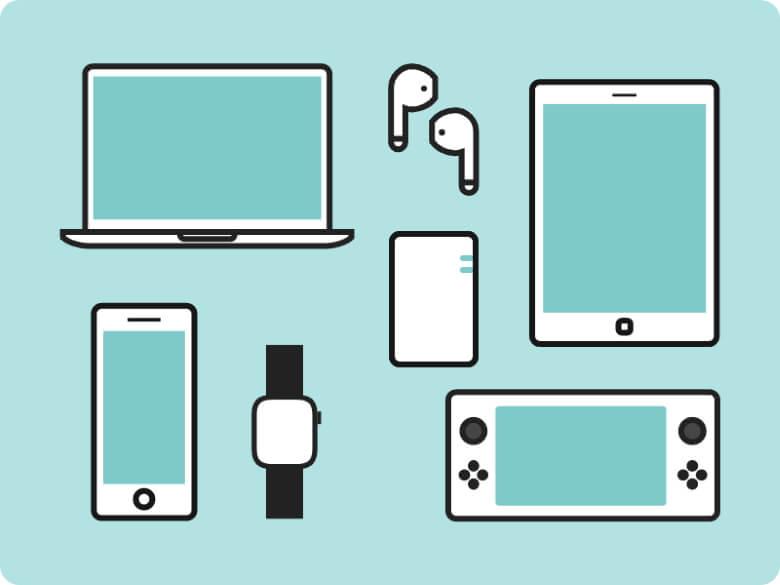 モバイル保険 補償対象の端末
