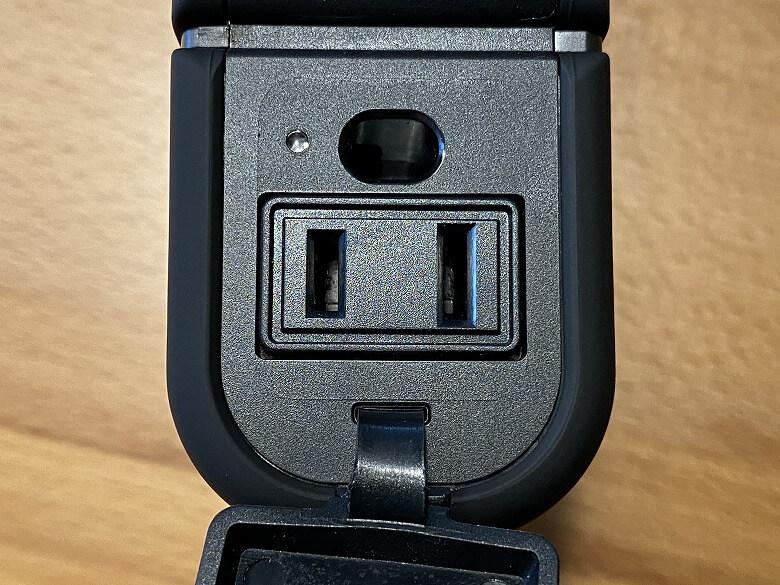 RAVPower ポータブル電源 30000mAh AC出力ポート