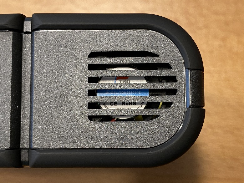 RAVPower ポータブル電源 30000mAh ファン1