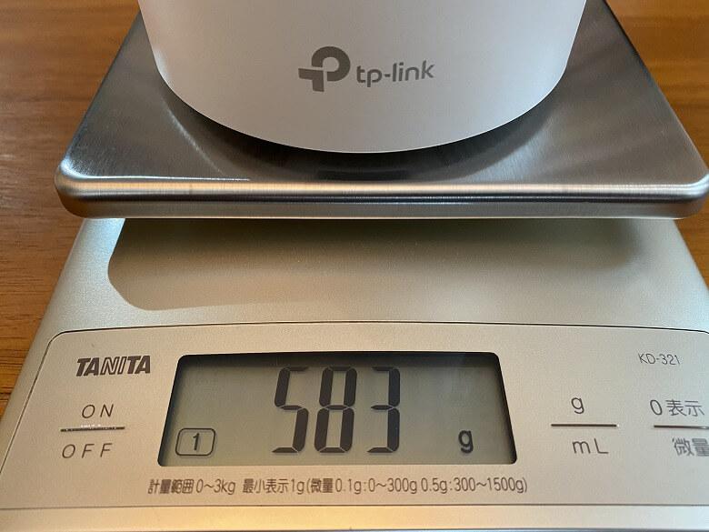 Deco X20 重さ