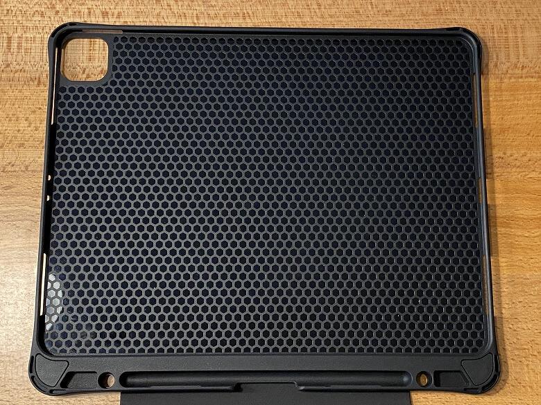 Inateck iPad Pro 12.9 キーボードケース ケース内側