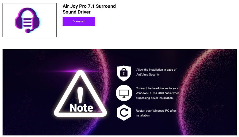 AirJoy Pro Download
