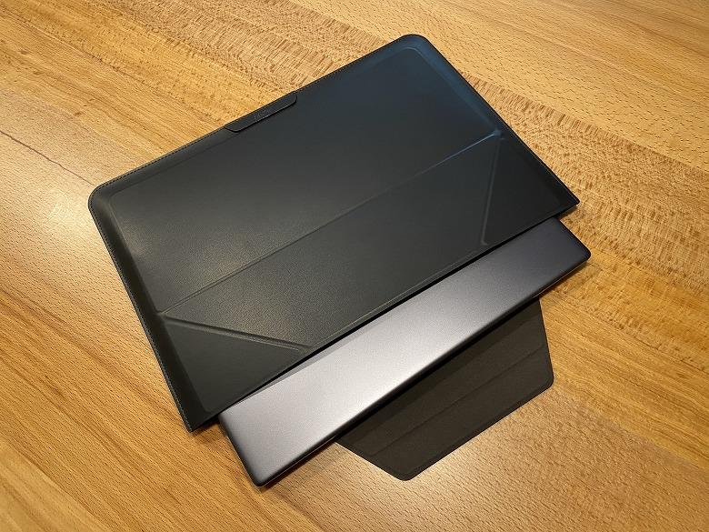 MOFT多機能キャリーケース Matebook X Pro