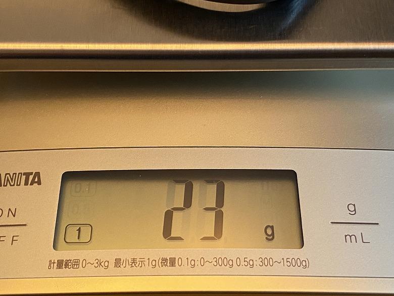 Xiaomi Mi Band 5 重さ