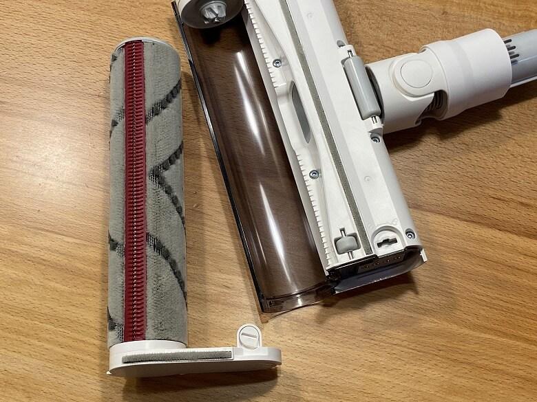 Shunzao Z11 Pro ブラシ取り出し
