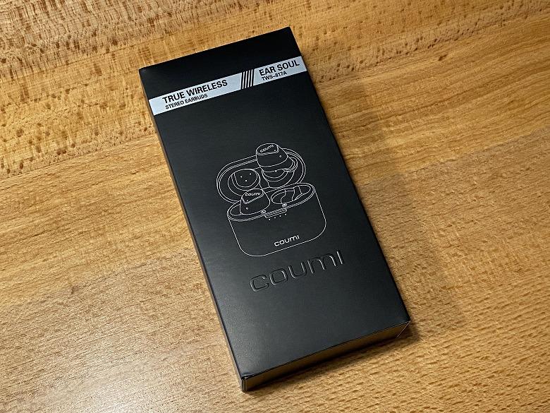 COUMI Ear Soul TWS-817A 外箱
