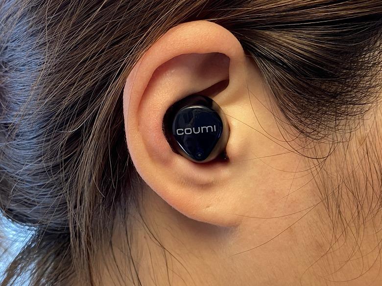 COUMI Ear Soul TWS-817A 使用感