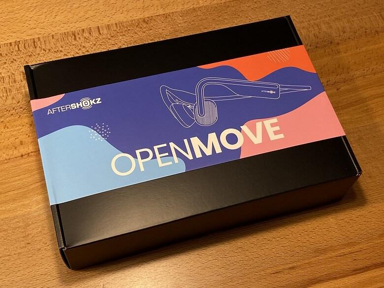 AfterShokz OpenMove 外箱