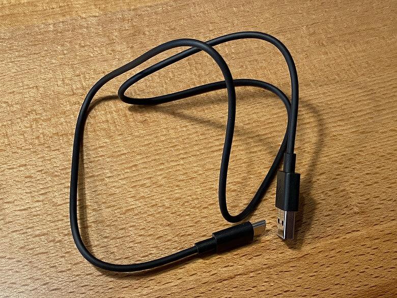 AfterShokz OpenMove USBケーブル
