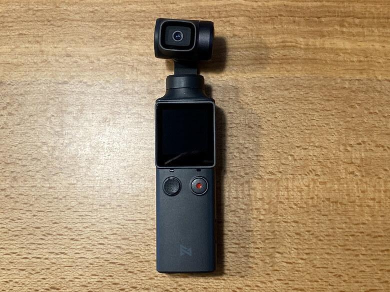 FIMI PALM 3軸ジンバルカメラ 真の姿