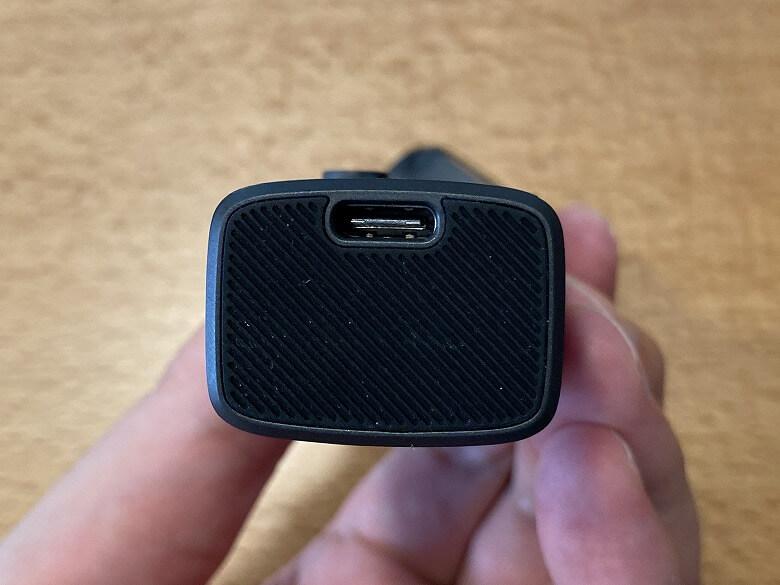 FIMI PALM 3軸ジンバルカメラ USB Type-Cポート