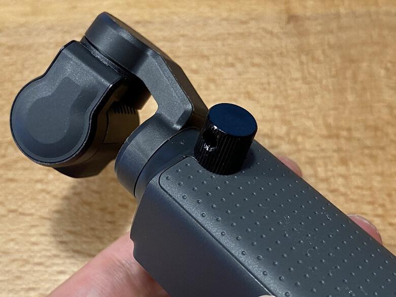 FIMI PALM 3軸ジンバルカメラ ネジ固定