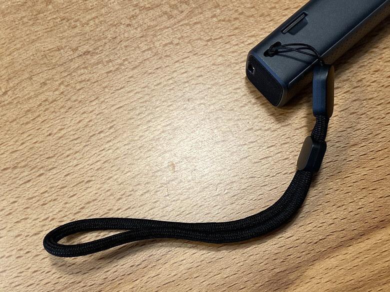 FIMI PALM 3軸ジンバルカメラ ストラップ取り付け