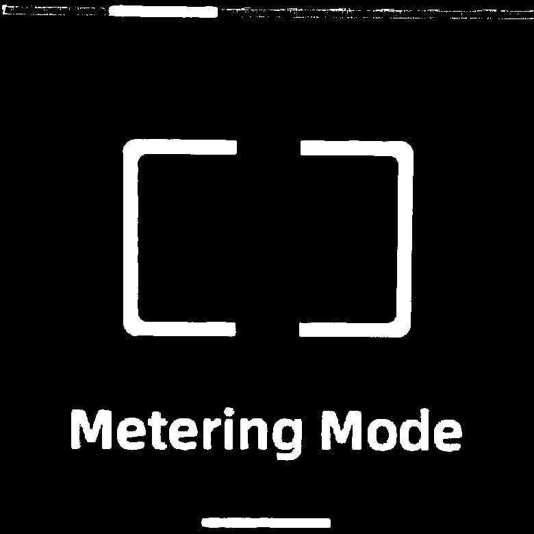 FIMI PALM 3軸ジンバルカメラ 測光方式