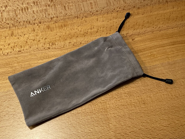 Anker PowerCore III Elite 25600 87W トラベルポーチ