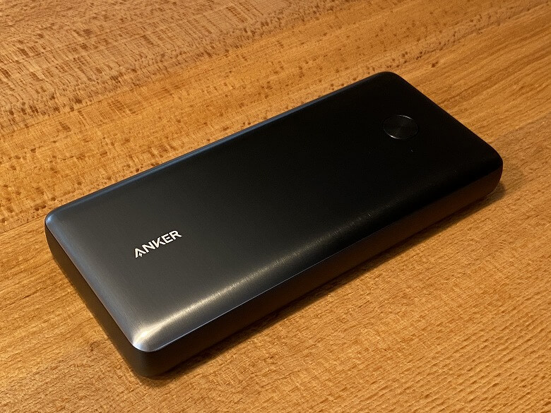Anker PowerCore III Elite 25600 87W 外観