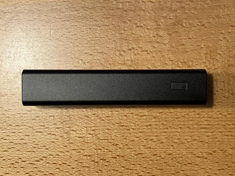 オキュラスクエスト用バッテリーキット バックヘッドスタイル 5000mAh 電源ボタン