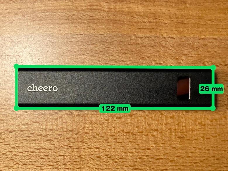 オキュラスクエスト用バッテリーキット バックヘッドスタイル 5000mAh サイズ