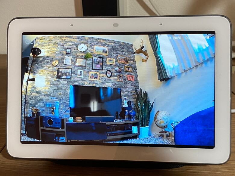 Eufy IndoorCam 2K Google Nest Hub