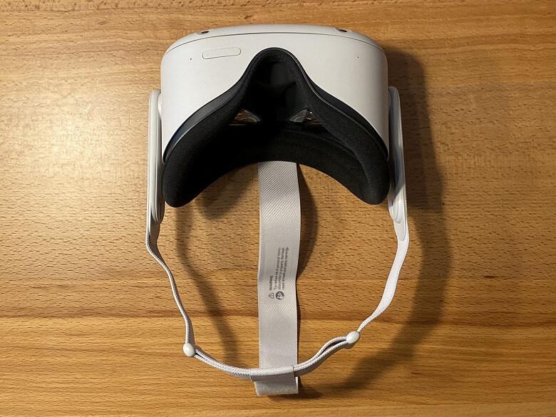 Oculus Quest 2 底面外観