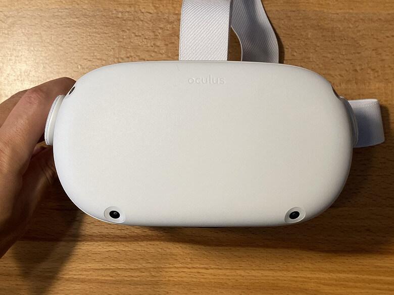 Oculus Quest 2 正面