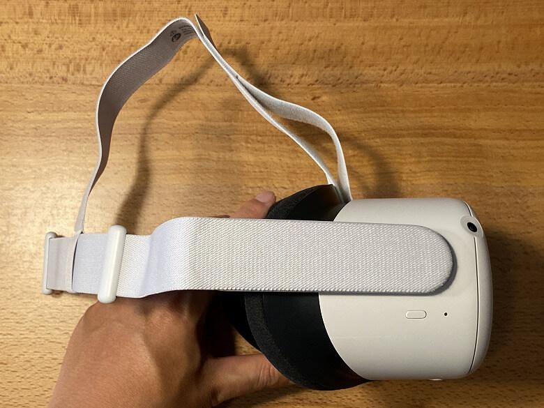 Oculus Quest 2 右側面